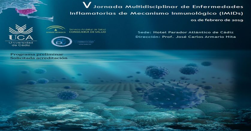 V Jornada Multidisciplinar de Enfermedades Inflamatorias de Mecanismo Inmunológico