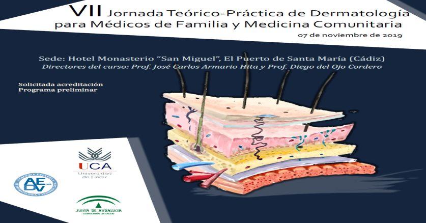 VII Jornada Teórico-Práctica de Dermatología para Médicos de Familia y Medicina Comunitaria