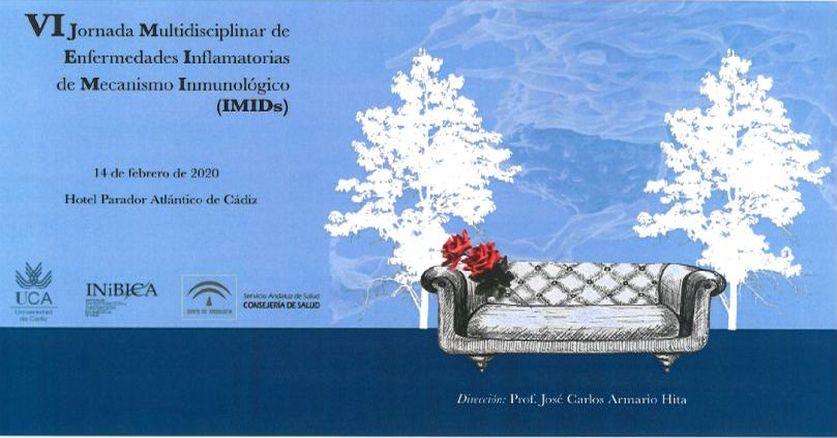 VI Jornada Multidisciplinar de Enfermedades Inflamatorias de Mecanismo Inmunológico (IMIDs)